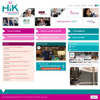 CVO HIK - Home