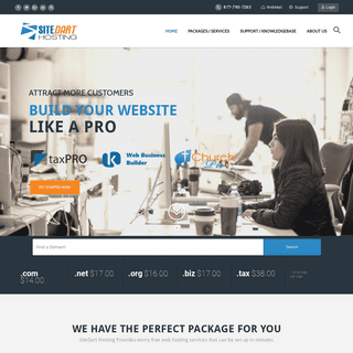 SiteDart Hosting – Managed WordPress Hosting Solutions