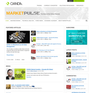 MarketPulse - The Beat of the Global Markets