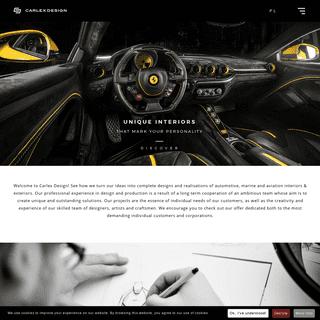ArchiveBay.com - carlexdesign.com - Unique Car Interiors