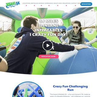 ArchiveBay.com - insaneinflatable5k.com - Insane Inflatable 5K
