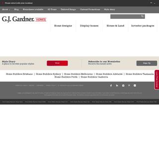 G.J. Gardner Homes - Custom Home Builders