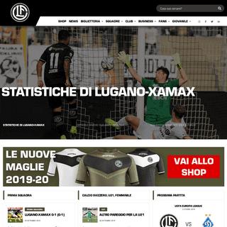 Home - FC Lugano