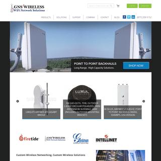 GNS Wireless - Wireless Networking Equipment