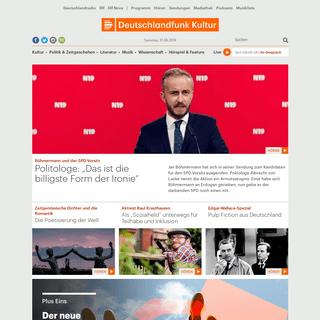 ArchiveBay.com - deutschlandfunkkultur.de - Dlf Kultur
