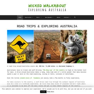 Australian Travel Blog - Self-Drive Itineraries for Travel Around Australia
