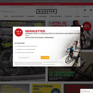 ArchiveBay.com - bikester.fr - Boutique vélo & matériel en ligne Bikester France