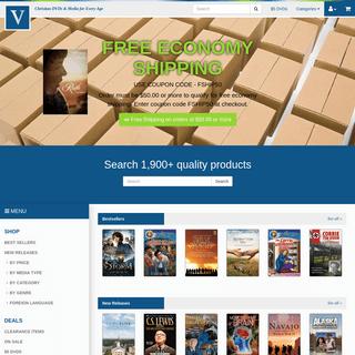ArchiveBay.com - visionvideo.com - Vision Video - Christian Videos, Movies and DVDs