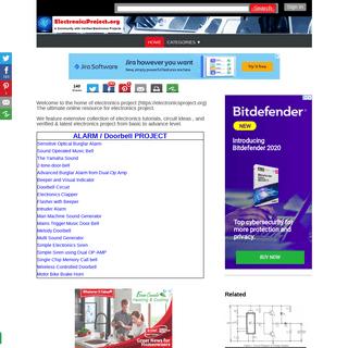 Electronics Project – Electronics Project - Circuit Projects- Review and Tricks - Electronics Circuit