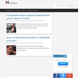 Musculacao.net -