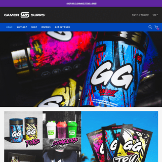ArchiveBay.com - gamersupps.gg - GG - The Best Energy Drink For Gamers – GamerSupps.GG