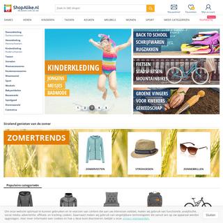 ArchiveBay.com - lesara.nl - ShopAlike.nl- Alle kleding & meubelshops onder één dak