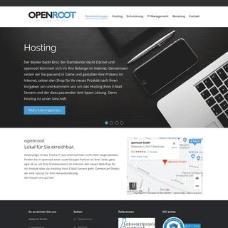 openroot GmbH - Ihre Webagentur aus Ibbenbüren