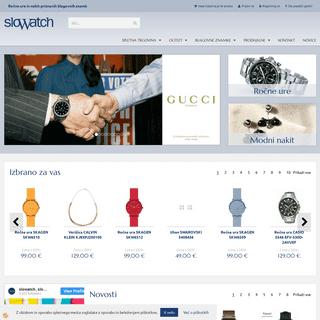 ArchiveBay.com - slowatch.si - Slowatch - Ročne ure in nakit priznanih blagovnih znamk