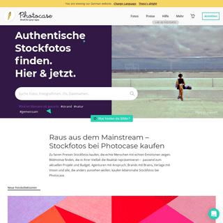 Authentische Stockfotos zu fairen Preisen kaufen – Photocase