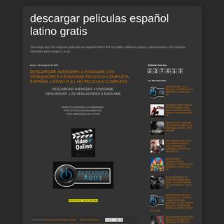 descargar peliculas español latino gratis