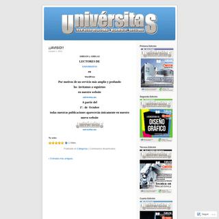 A complete backup of universitasorientacion.wordpress.com