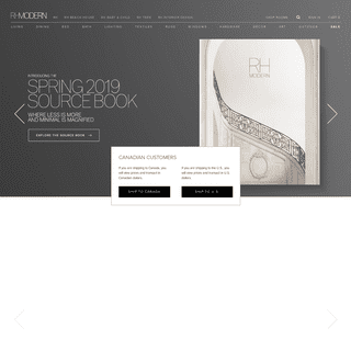 ArchiveBay.com - rhmodern.com - RH Modern Homepage