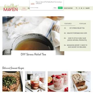 ArchiveBay.com - thehealthymaven.com - The Healthy Maven - The Healthy Maven