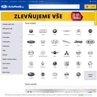 ArchiveBay.com - automedik.cz - AutoMedik.cz