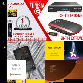 StarSat International Official Website - StarSat International