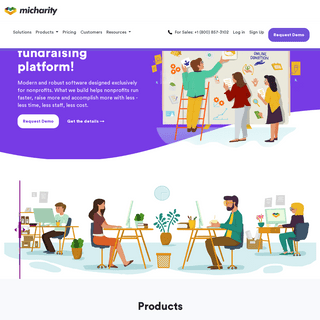 Home - Your all-in-one fundraising platform