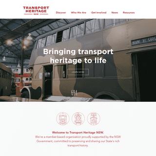 Transport Heritage NSW - Australia