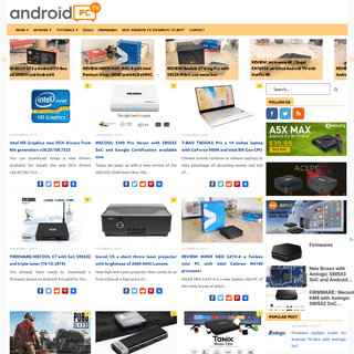 AndroidPCtv