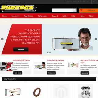 ShoeBox Compressor