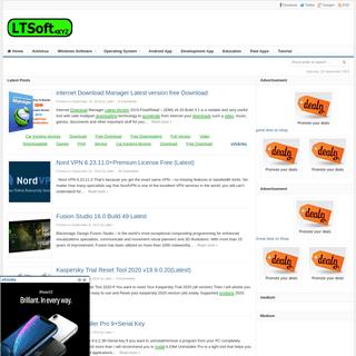 ArchiveBay.com - ltsoft.xyz - LT SOFT » Download your necessary app Free..