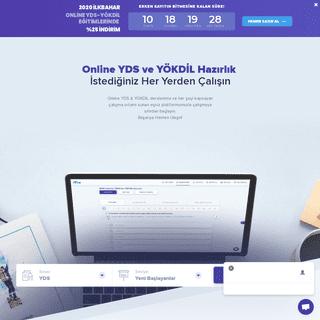ArchiveBay.com - remzihoca.com - Online YDS ve YÖKDİL Hazırlık Platformu - Remzi Hoca