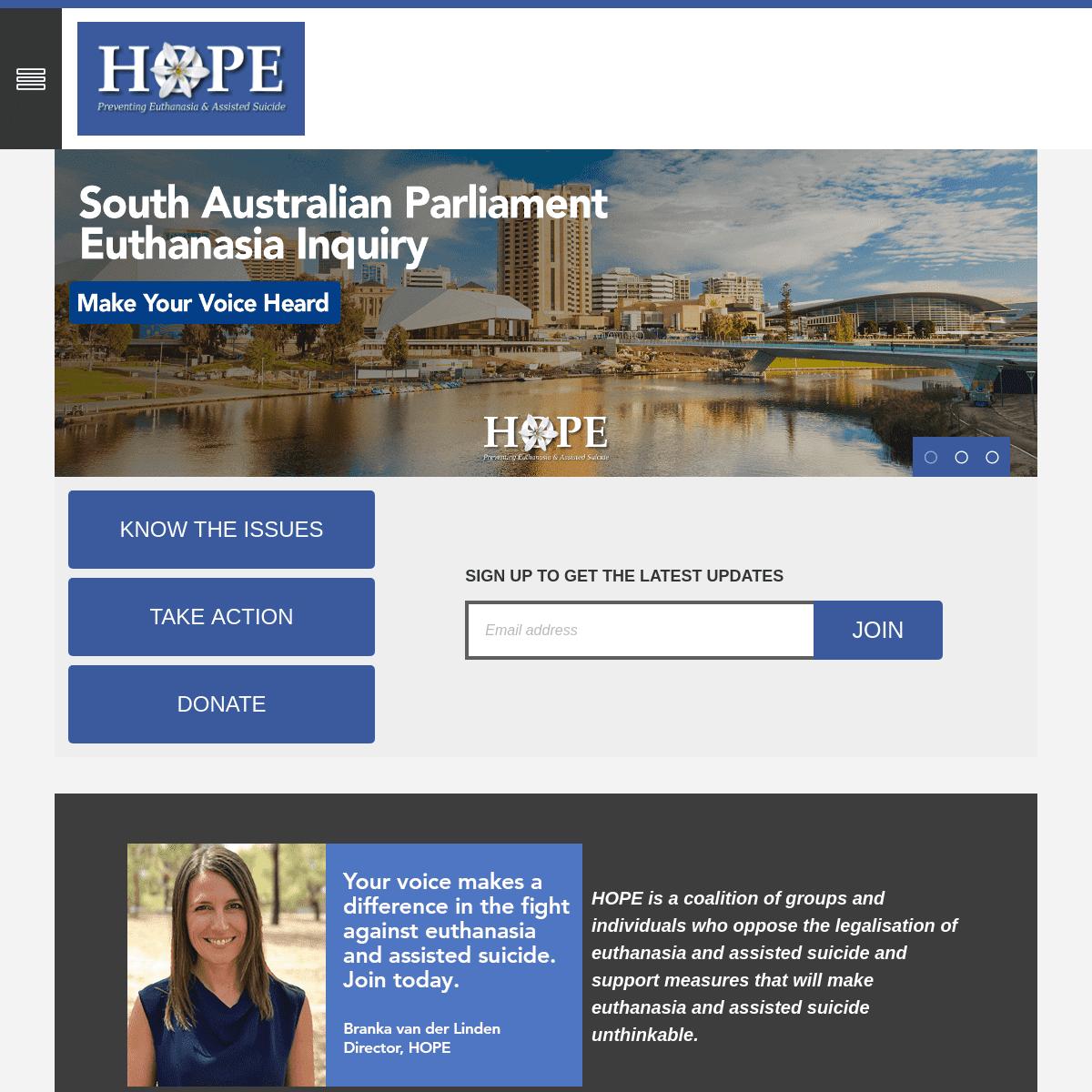 Hope Australia