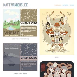ArchiveBay.com - mattvanderslice.com - Matt Vanderslice