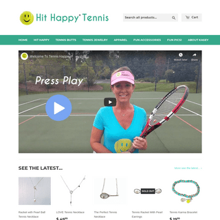 Hit Happy Tennis - The Best Gifts For Tennis Players
