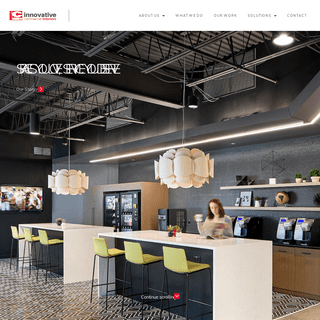 Innovative Commercial Interiors- Spaces You Love, Service You Deserve