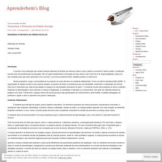 ArchiveBay.com - aprenderbem.wordpress.com - Aprenderbem's Blog - Just another WordPress.com site