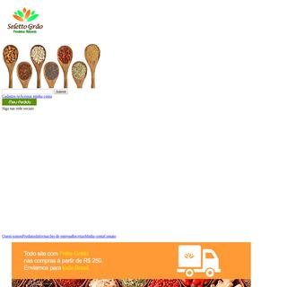 ArchiveBay.com - selettograo.com.br - Seletto Grão - Produtos Naturais