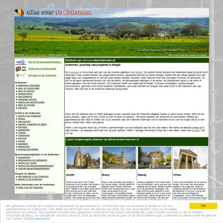 Ardennen - alles over de Ardennen