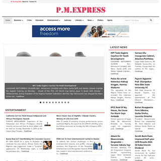 P.M.EXPRESS - News On The Go...