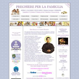 ArchiveBay.com - preghiereperlafamiglia.it - PREGHIERE PER LA FAMIGLIA