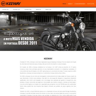 Início - Keeway Motors