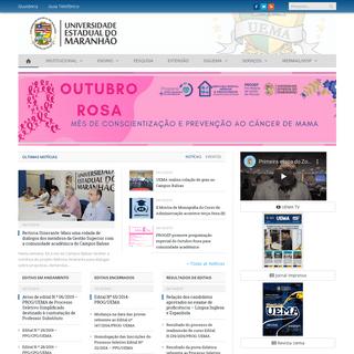 UEMA — Universidade Estadual do Maranhão