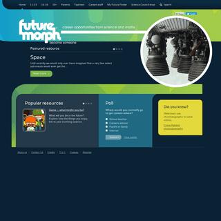 Home - Future Morph