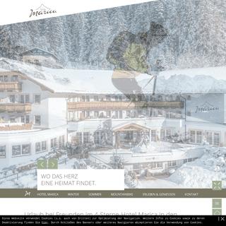 4-Sterne-Hotel & Bikehotel Marica in den Dolomiten, Südtirol