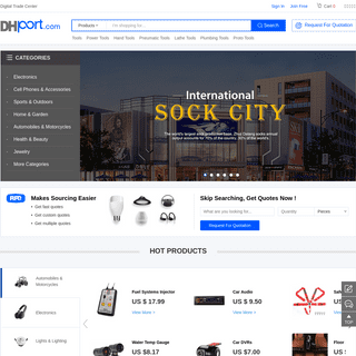 Manufacturers, Suppliers, Exporters & Products from Chinese largest online B2B marketplace-DHport.com