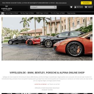 Original Felgen & Kompletträder Für BMW, Bentley, Porsche