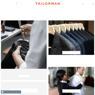 Custom made & Readymade Shirts, Suits, Trousers for Men @Tailorman