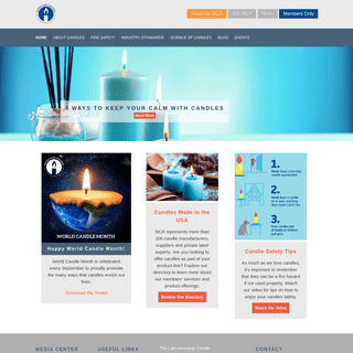 The National Candle Association - NCA