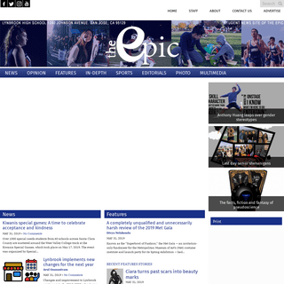 The Epic – The Student News Site of Lynbrook High School