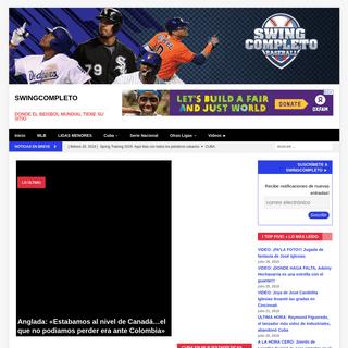 ArchiveBay.com - swingcompleto.com - SwingCompleto – Donde el beisbol mundial tiene su sitio